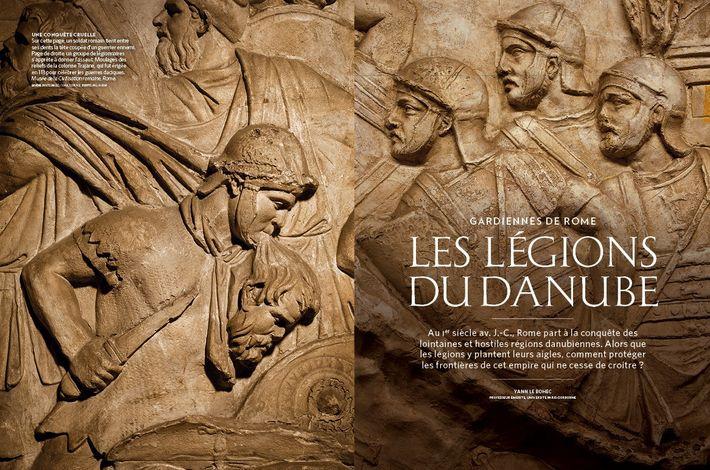 Gardiennes de Rome, les légions du Danube