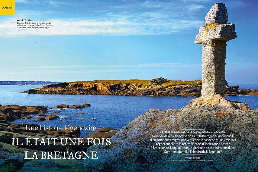 Il était une fois la Bretagne, une histoire légendaire