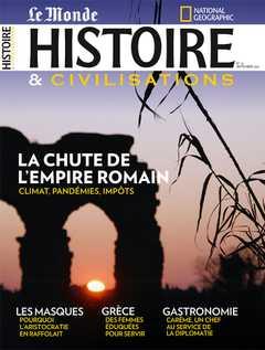 Histoire et Civilisations - septembre 2021