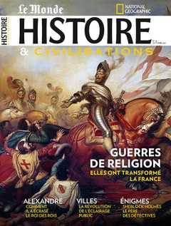 Couverture Histoire et Civilisations.
