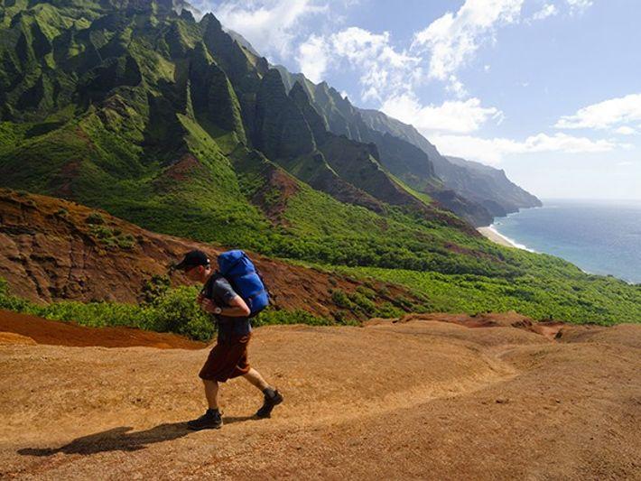 Randonnée à la légendaire Na Pali Coast, Kauai