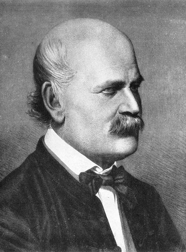 Le médecin obstétricien hongrois Ignaz Semmelweis était pionnier dans le domaine des procédures antiseptiques, mais il ...