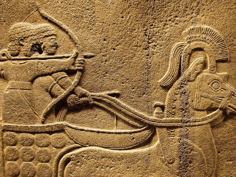 La plus grande bataille de chars de l'Histoire a opposé Égyptiens et Hittites