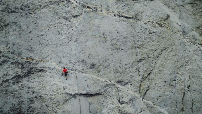 Freeblast est l'une des sections les plus difficiles de l'ascension d'El Capitan en solo intégral. Contrairement ...