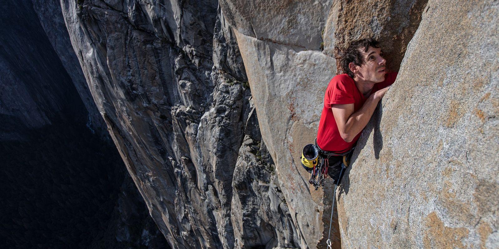 D'El Capitan aux Oscars : la vertigineuse ascension d'Alex Honnold