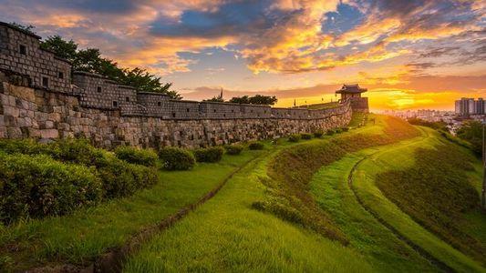 La forteresse de Hwaseong, à la croisée des influences orientales et occidentales