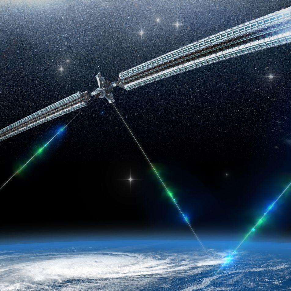 Comment le Japon a mis en orbite le premier ascenseur de l'espace