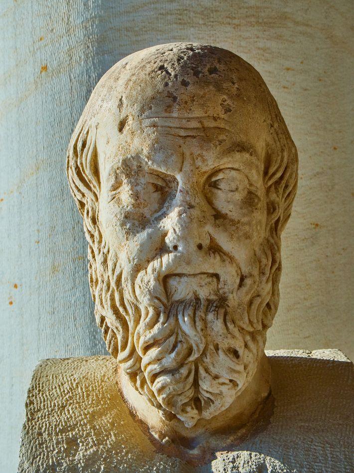 Hérodote a décrit le monde et les événements qui ont marqué son époque dans L'Enquête, une ...
