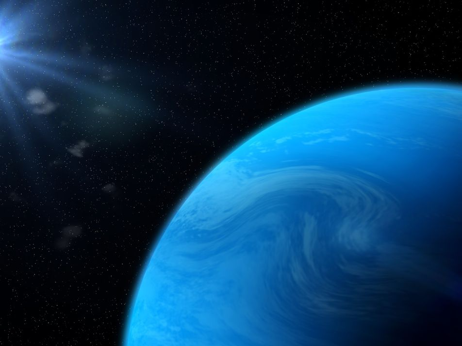 """Un tiers des exoplanètes connues seraient des """"planètes-océans"""""""