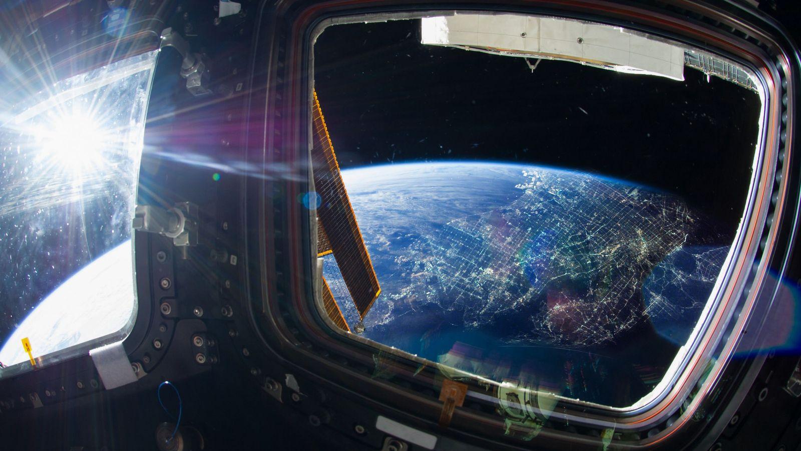 L'ISS a été le théâtre de l'expérience BIOMEX, qui a duré un an et demi.
