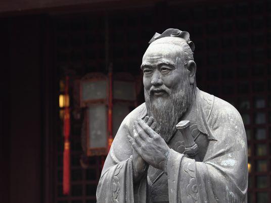 Confucius, la sagesse de la Chine