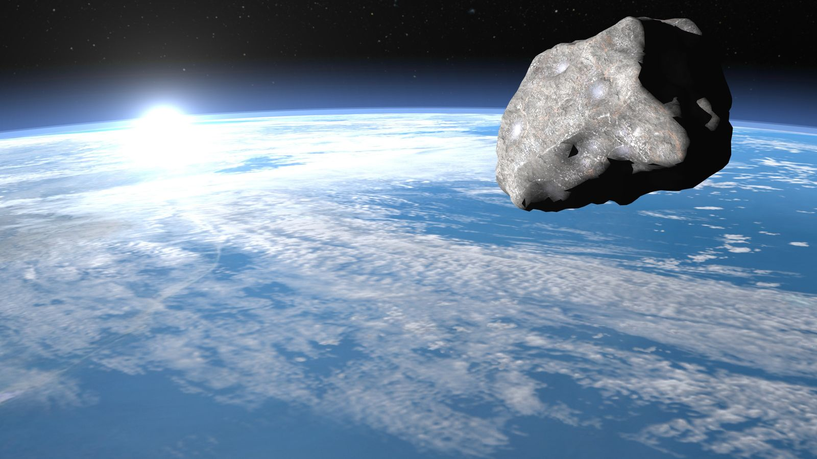 """Le corps qui s'est écrasé à Madagascar cet été serait un astéroïde de type """"chondrite L6"""" ..."""