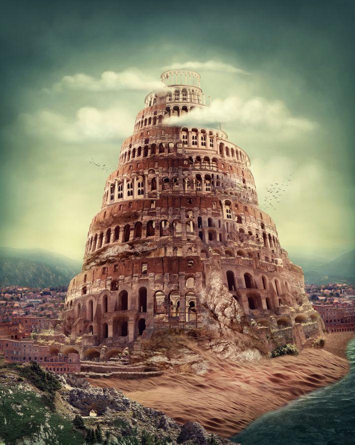 Et si cette tour ne relevait pas que du mythe ? L'opiniâtreté des archéologues en quête ...