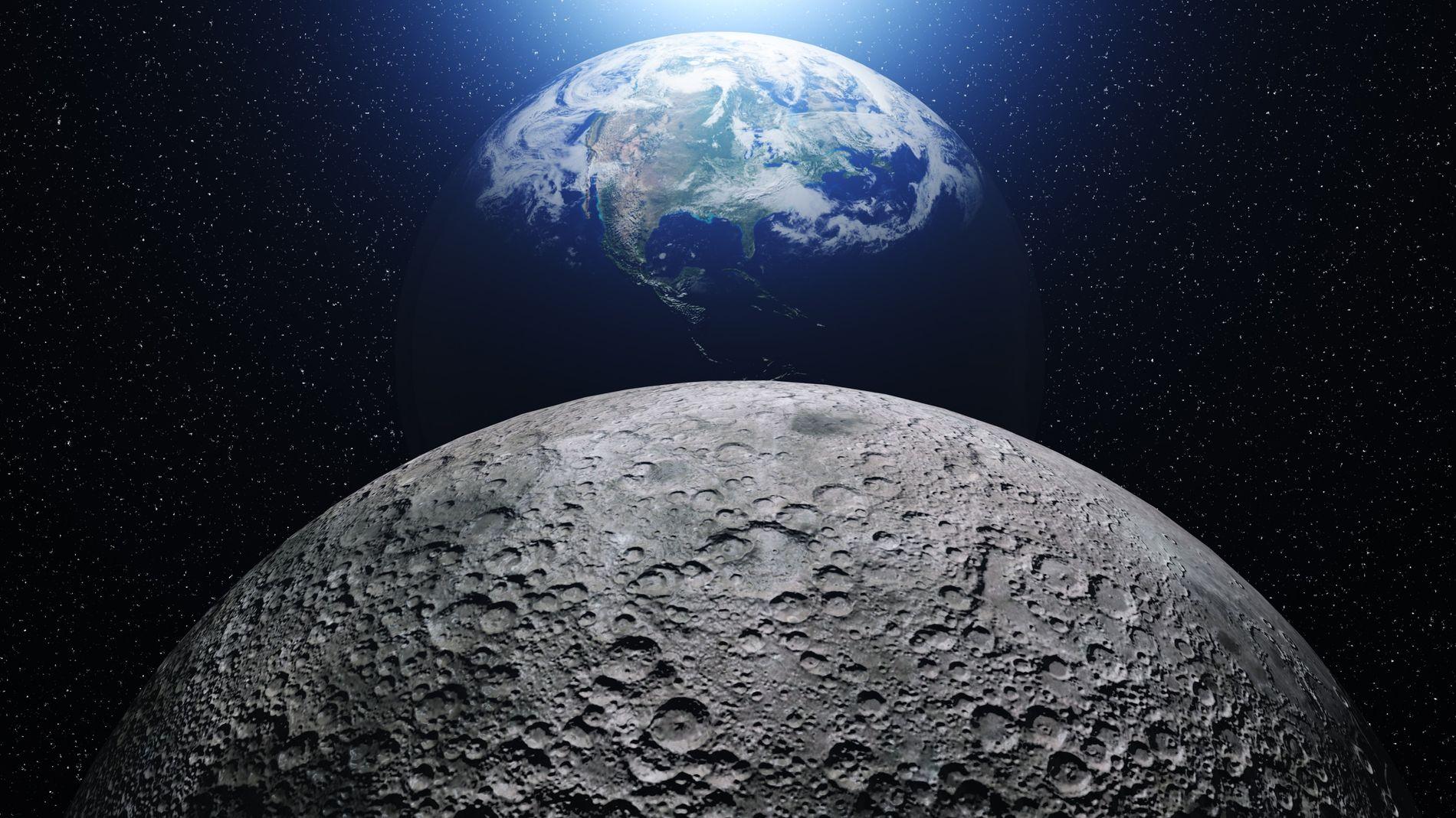 La conquête de la Lune constituerait une grande première pour le continent européen. De quoi affirmer ...