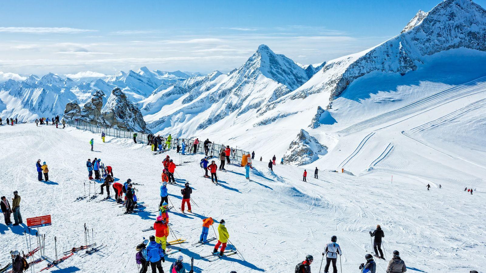 Le différend entre le WFF et le domaine de Pitztal concernant des travaux sur le glacier ...