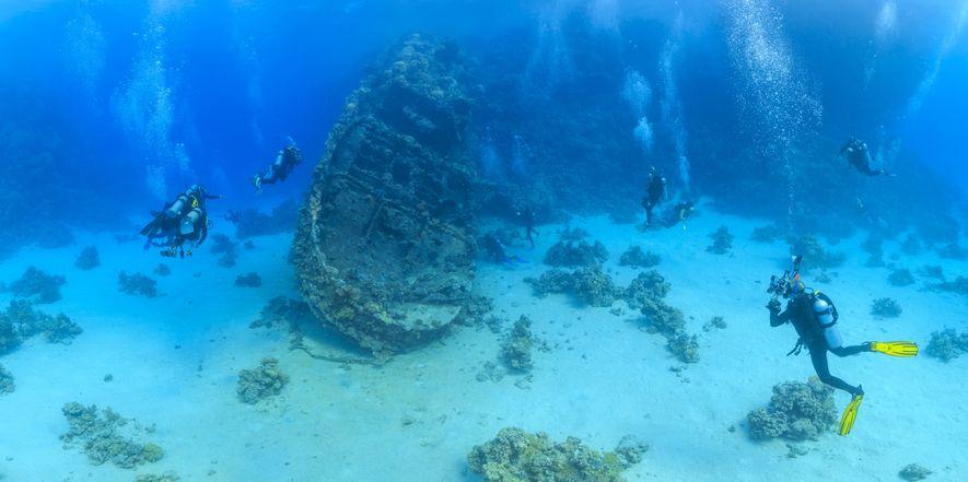 Naufrages antiques, un patrimoine sauvé des eaux