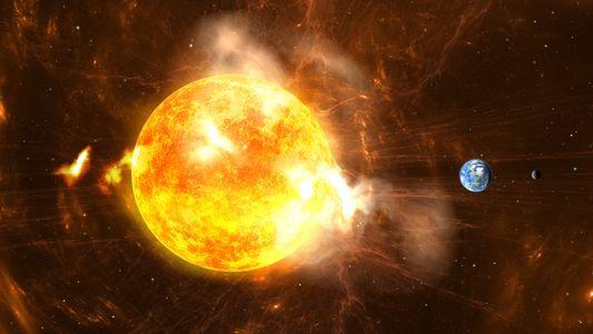 Comment l'Europe compte se protéger des tempêtes solaires