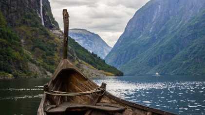 Le goudron à l'origine de l'âge d'or viking ?