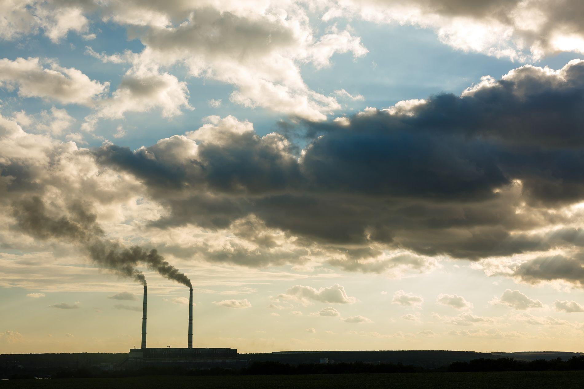 Si l'Homme n'arrive à enlever le CO2 de l'atmosphère à grande échelle, des impacts majeurs sont ...