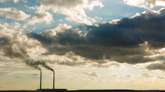 Le niveau de CO2 dans l'atmosphère bat un record vieux de 3 millions d'années