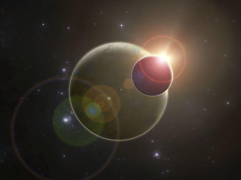Une exoplanète a été découverte à 8,3 années-lumière de la Terre