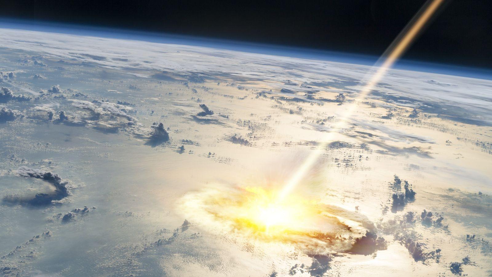 L'impacteur DART tentera de faire dévier la lune Didymoon de son orbite autour de Didymos en ...