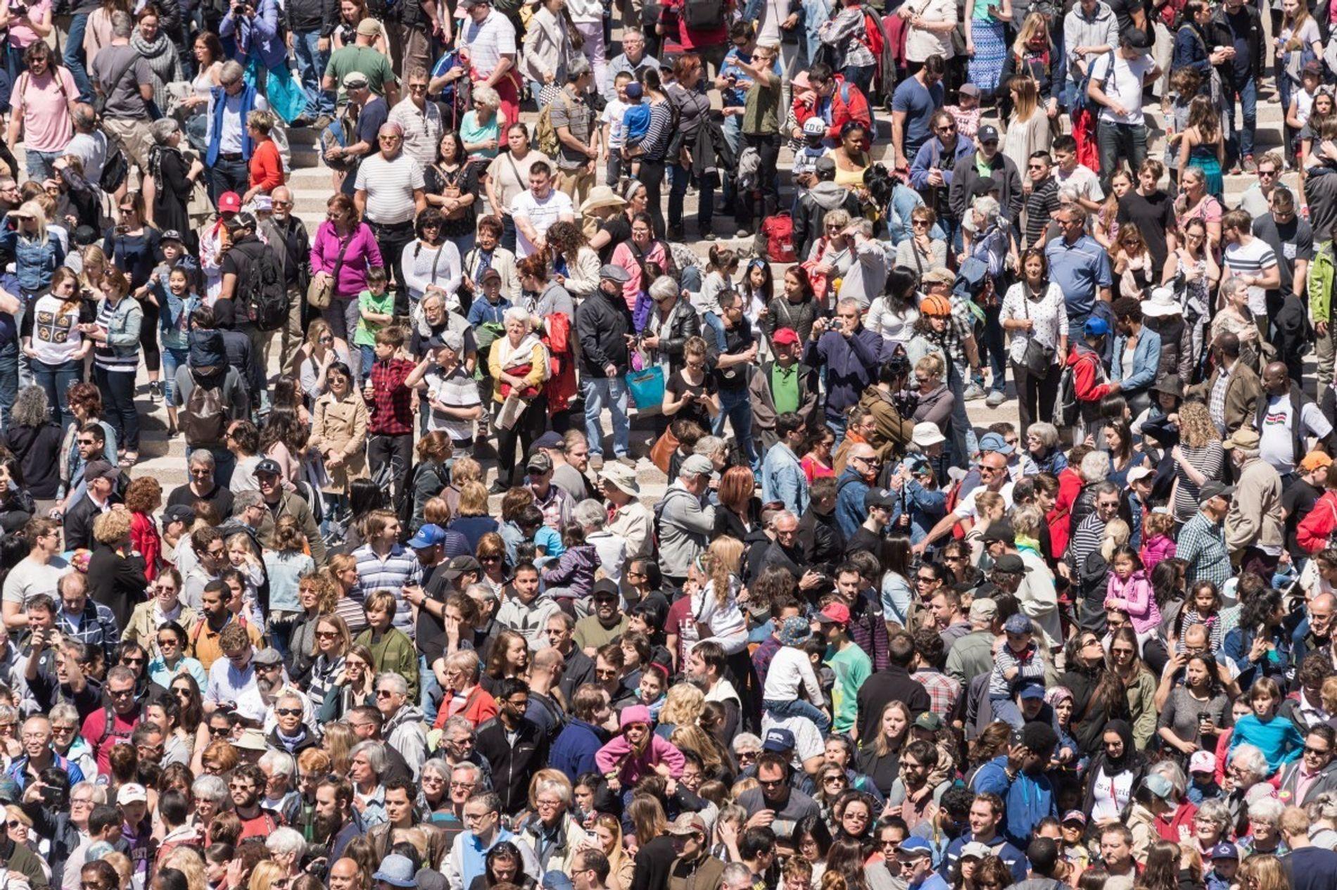 Les changements démographiques à venir devraient entraîner d'importants flux migratoires, inévitables et nécessaires au renouvellement d'une ...
