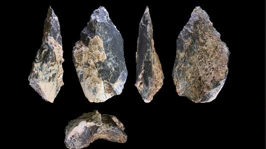 Une hache vieille de 1.4 million d'années découverte en Éthiopie