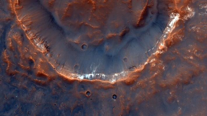 Les troublantes images de la surface de Mars