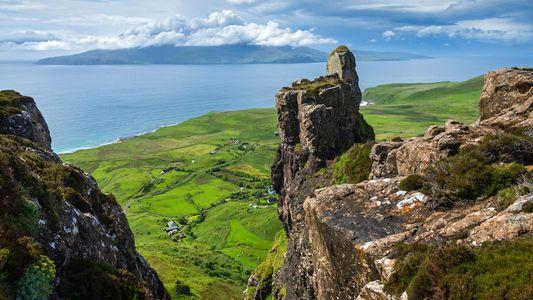 Eigg, l'île écossaise sauvage qui appartient à ses habitants