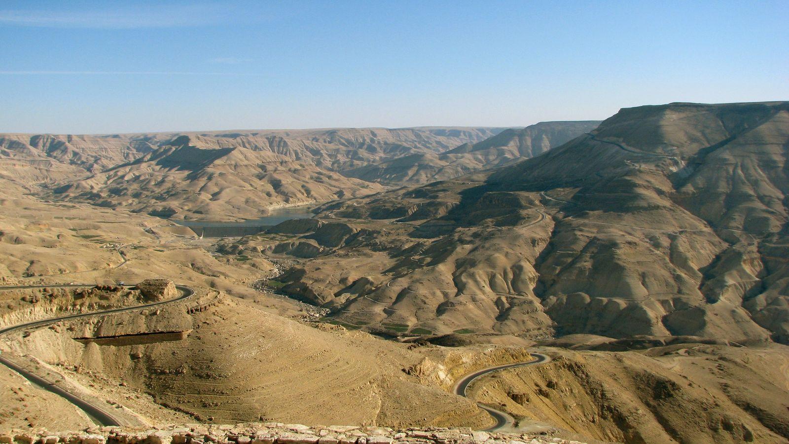 Les vestiges de Sodome auraient été découverts dans l'actuelle Jordanie, sur le site de Tall El-Hammam.