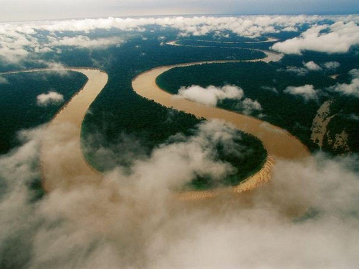 La rivière Itaquai