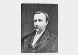 John Newman Edwards, journaliste du 19e siècle, défenseur des frères James.