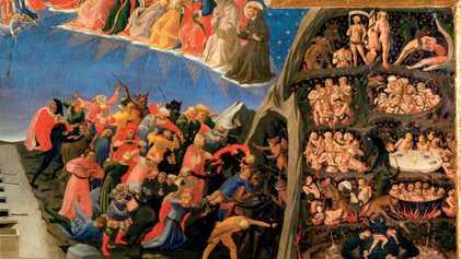 Cornes, sabots et damnation : la représentation du Diable au Moyen-Âge