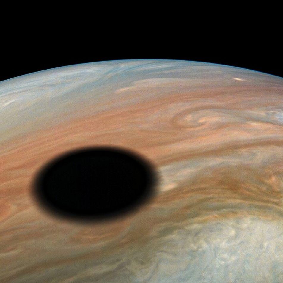 Trois lunes de Jupiter vont être observées pour la première fois en près de 20 ans