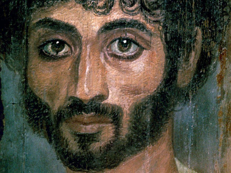 Les portraits du Fayoum, œuvres d'art au réalisme époustouflant