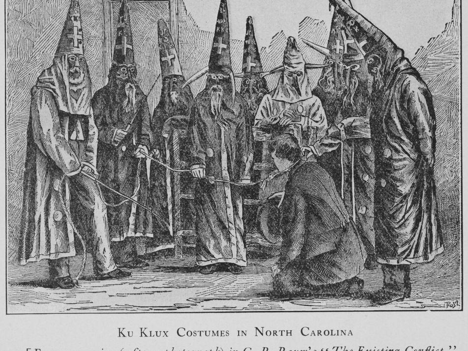 Ce gouverneur américain a été destitué... car il s'en est pris au Ku Klux Klan