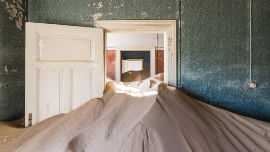Kolmanskop, l'envoûtante ville fantôme du désert du Namib