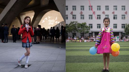 Les deux Corée, si différentes et si semblables à la fois.