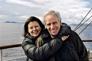 Doug et Kris Tomkpkins, de la fondation Tompkins Conservation. Cette fondation est partenaire du programme Last Wild Places ...
