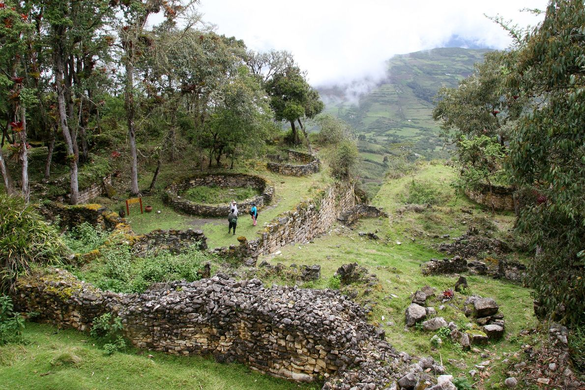 Kuelap, Peru