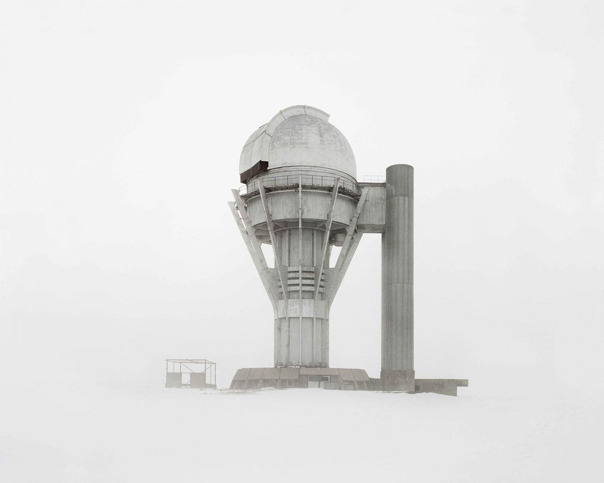 L'observatoire abandonné