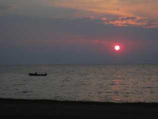 Par deux fois, il y a 17 000 et 15 000 ans, le lac Victoria s'est ...