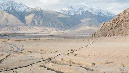 Le Ladakh, terre de mirages