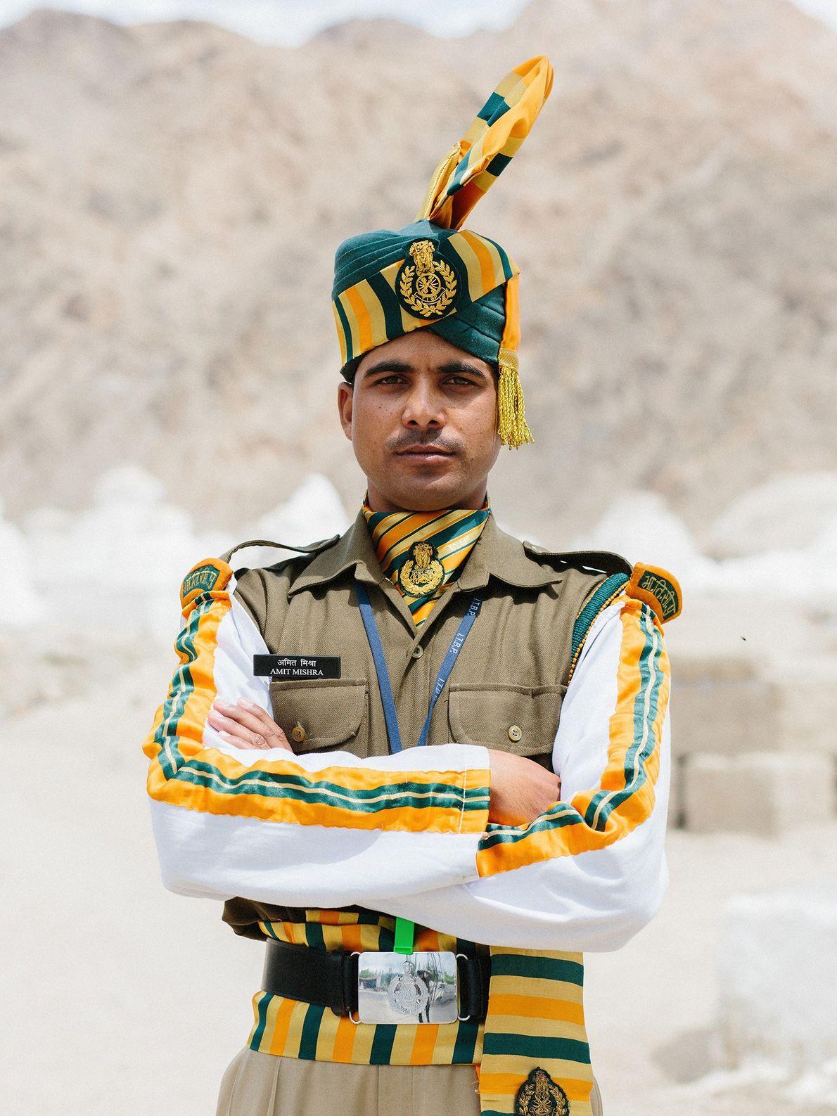L'armée indienne est présente dans l'État du Jammu-et-Cachemire, qui fait l'objet d'un litige territorial entre la ...