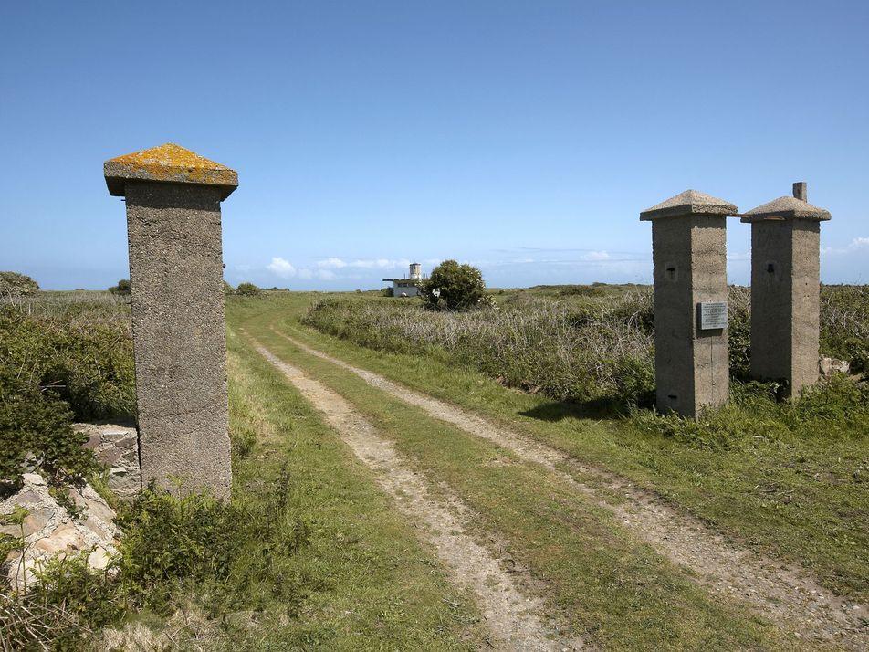 Un camp de concentration nazi redécouvert dans les Îles Anglo-Normandes