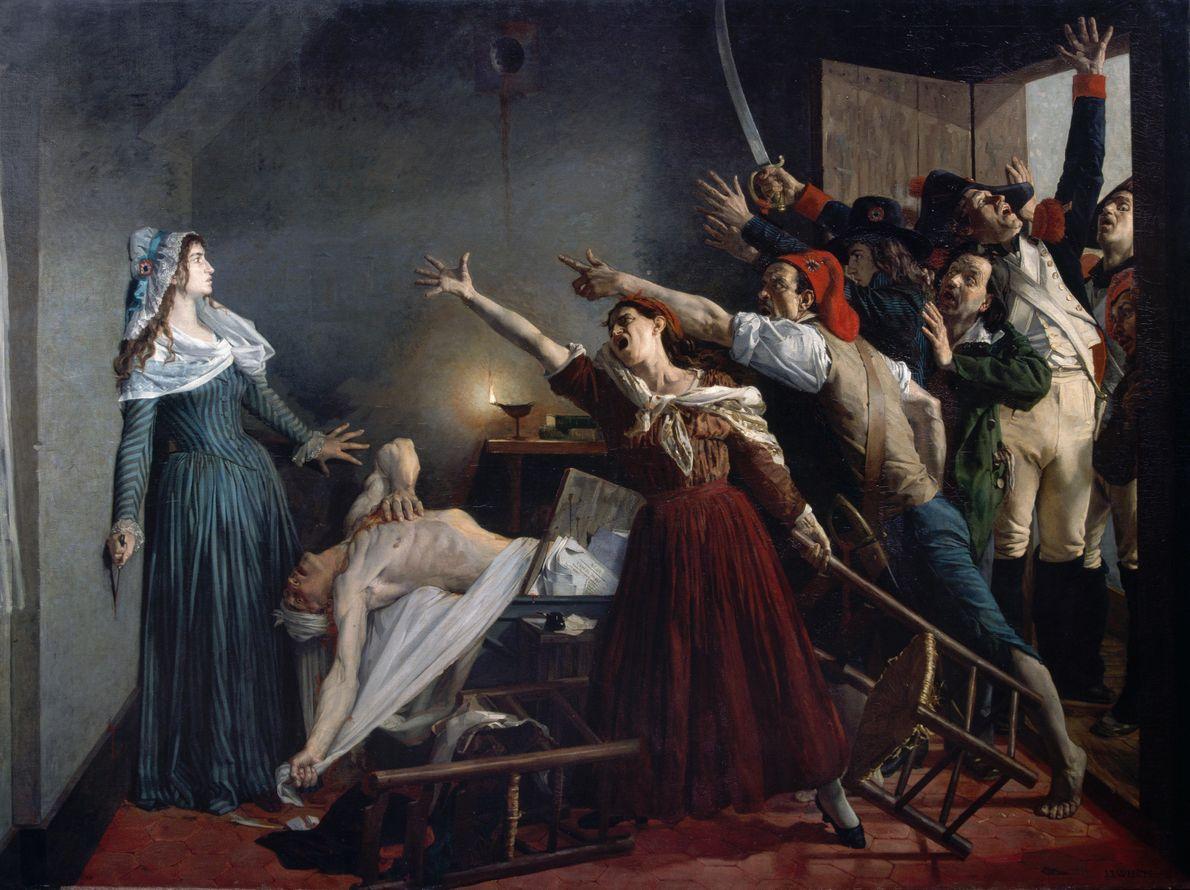200 ans plus tard, l'ADN de Marat nous en apprend plus sur le célèbre révolutionnaire