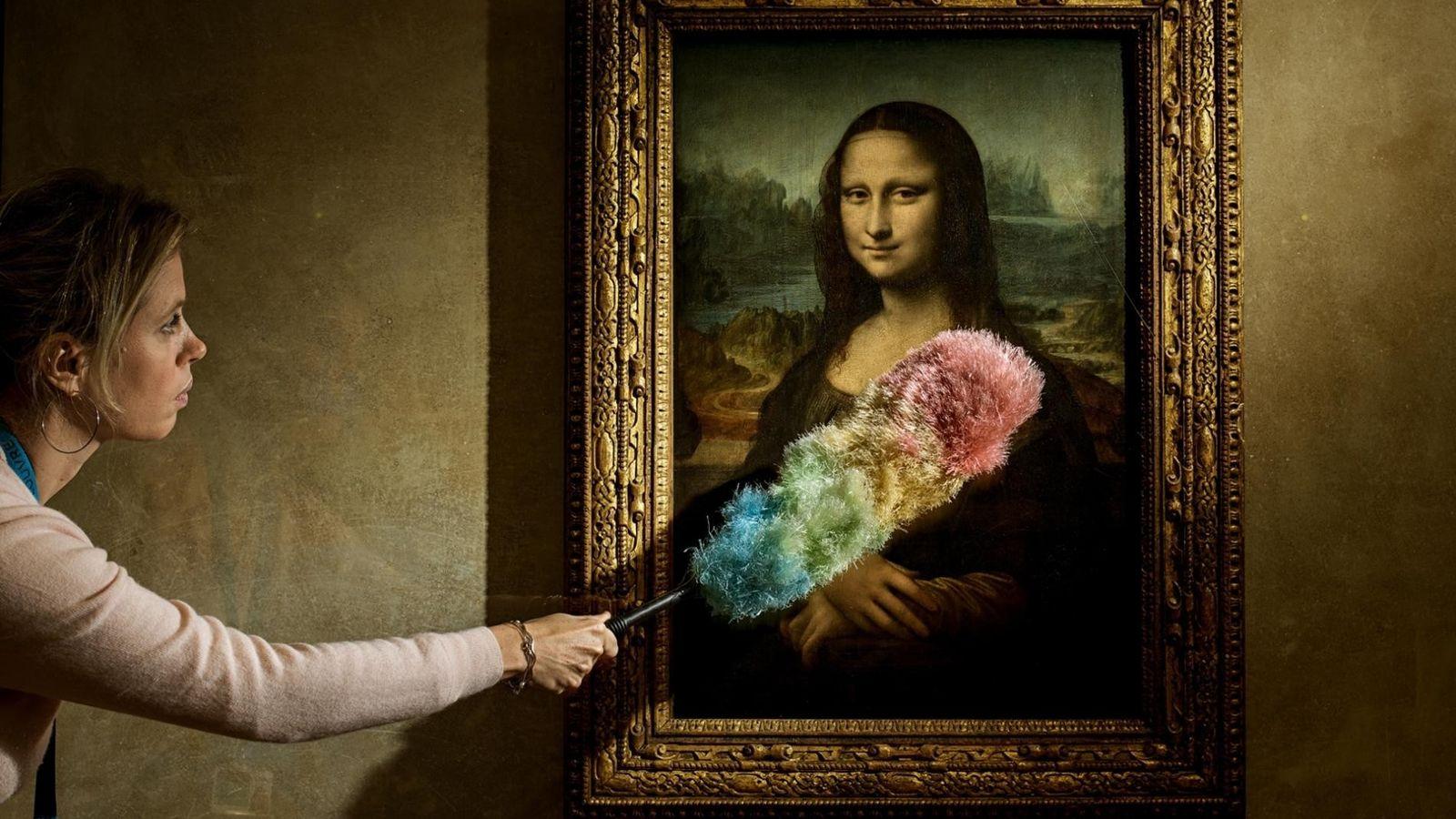 On pense que la « Mona Lisa » de Léonard de Vinci représente Lisa Gherardini, l'épouse ...