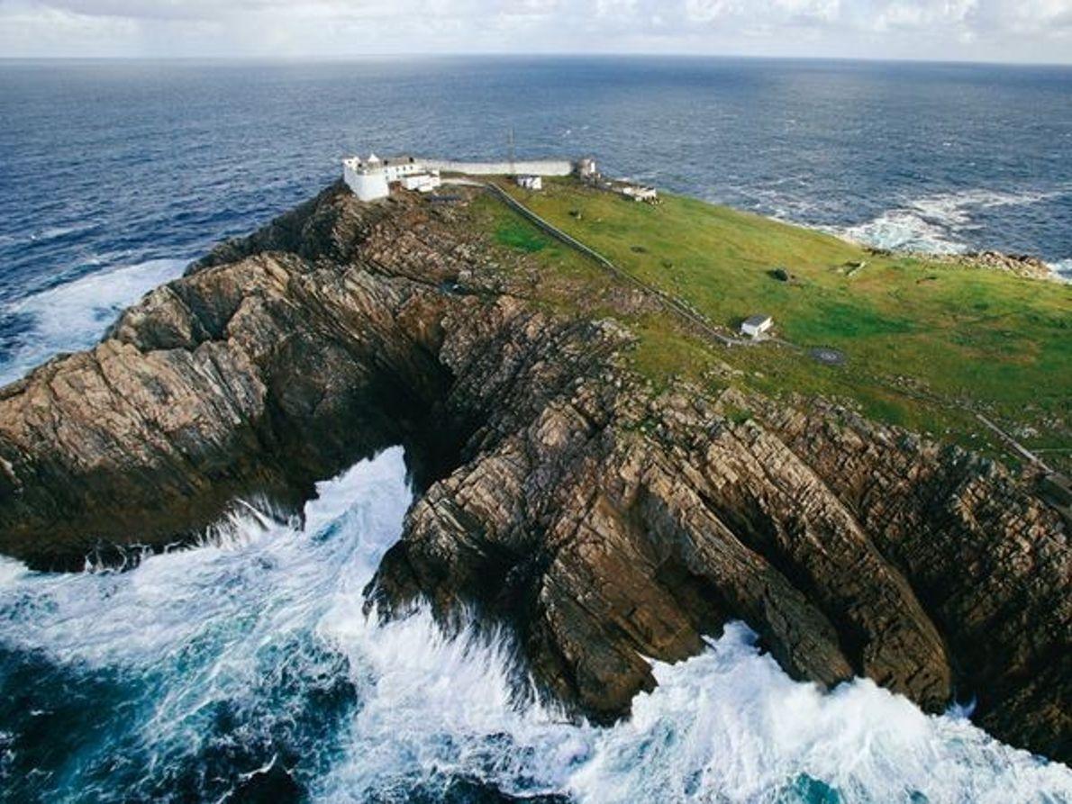Le phare d'Eagle Island