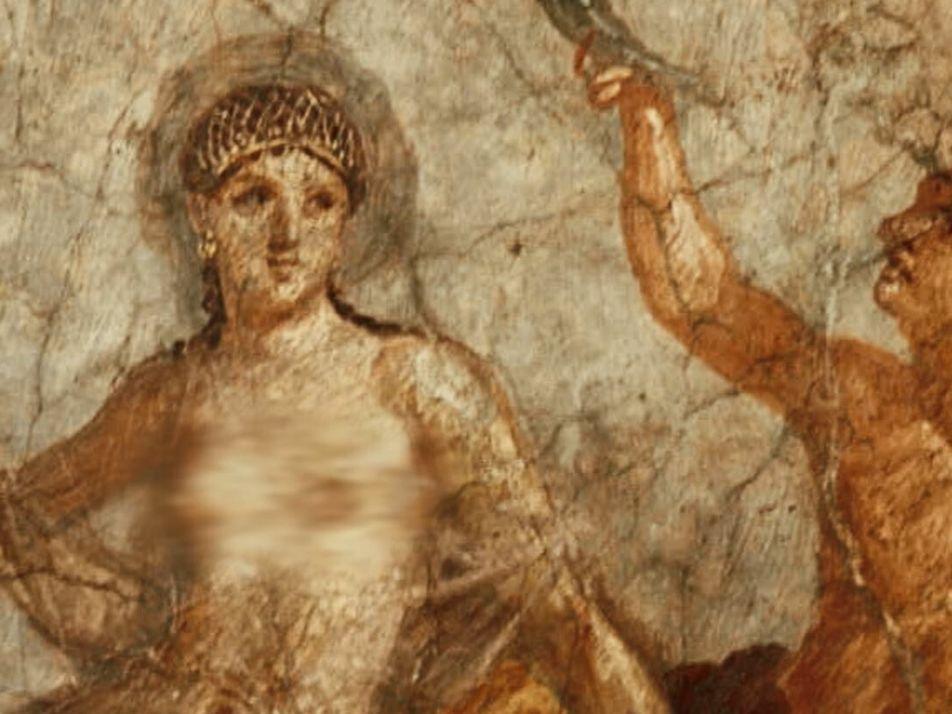 Le lupanar de Pompéi, un lieu chaud, humide, à l'atmosphère pesante